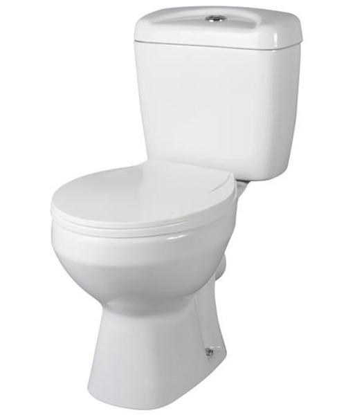 Premier Melbourne Close Coupled 630mm WC Set