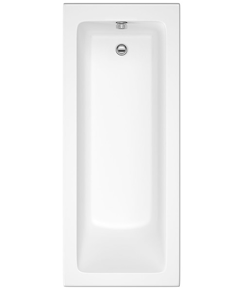 Trojan Solarna Single Ended Acrylic Bath 1700 x 700mm