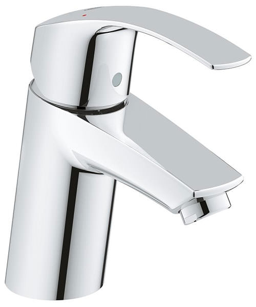 Grohe Eurosmart S-size Half Inch Basin Mixer Tap - By Grohe
