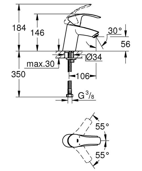 Technical drawing 51131 / 32467002
