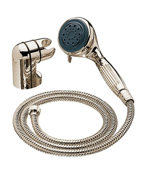 Tre Mercati Etna Antique Gold Shower Handset Kit