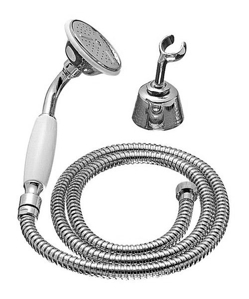 Tre Mercati Imperial Chrome Shower No 1 Kit
