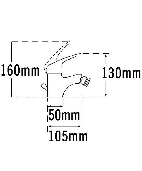 Technical drawing 2115 / 95290