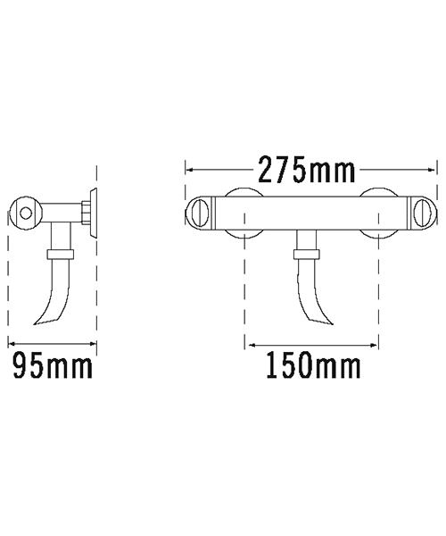 Technical drawing 11488 / 979A