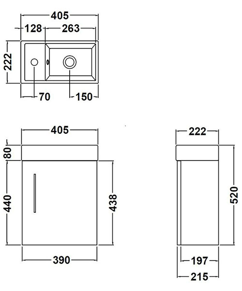 Technical drawing 25826 / NVX882