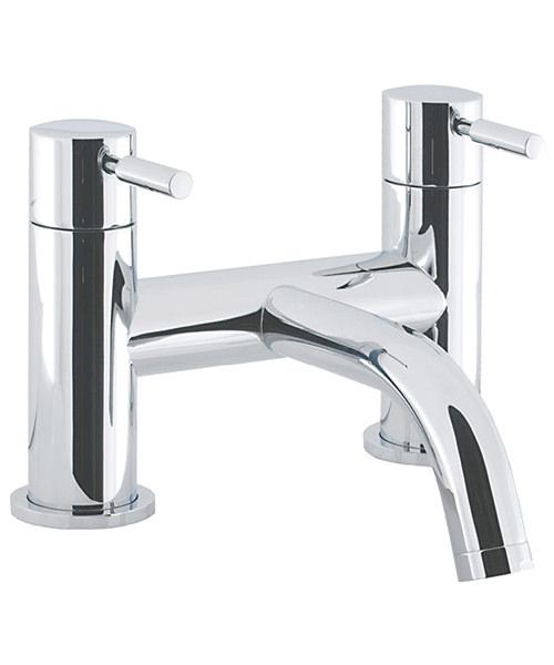 Crosswater Design Deck Mounted Bath Filler Tap