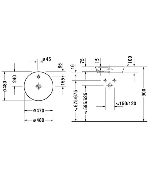 Technical drawing 44783 / 2328480000