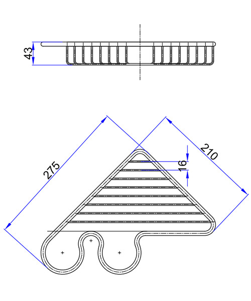 Technical drawing 9378 / AV13