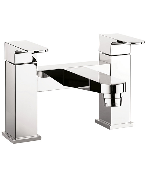 Crosswater Modest Deck Mounted Dual Control Bath Filler Tap
