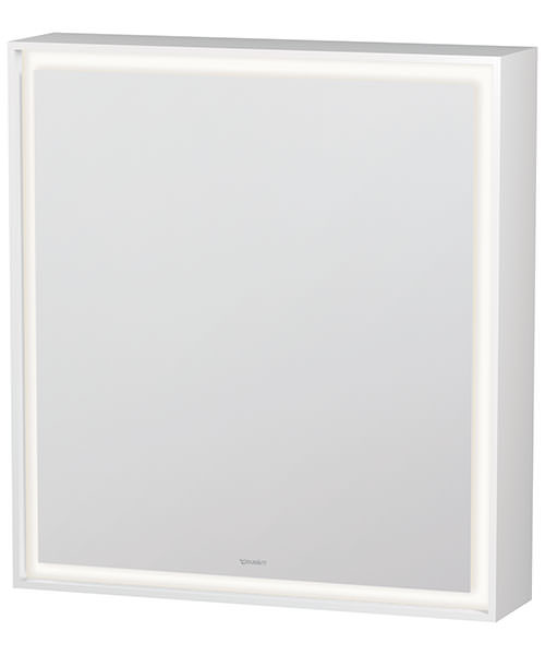 Duravit L-Cube 650mm Single Door Mirror Cabinet