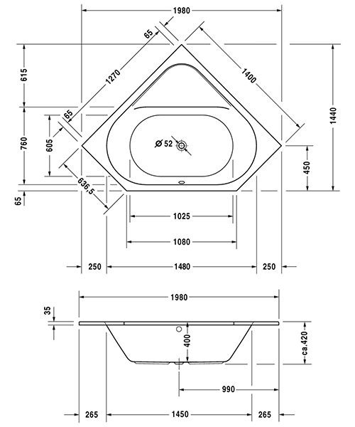 Technical drawing 50879 / 700137000000000