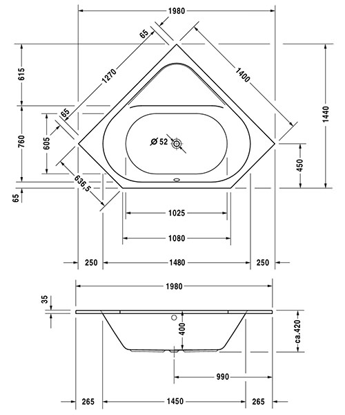 Technical drawing 53199 / 760137000JP1000