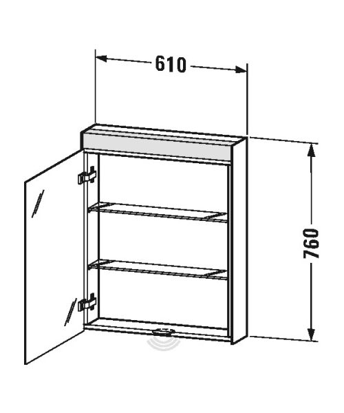 Technical drawing 54648 / LM7840L00003