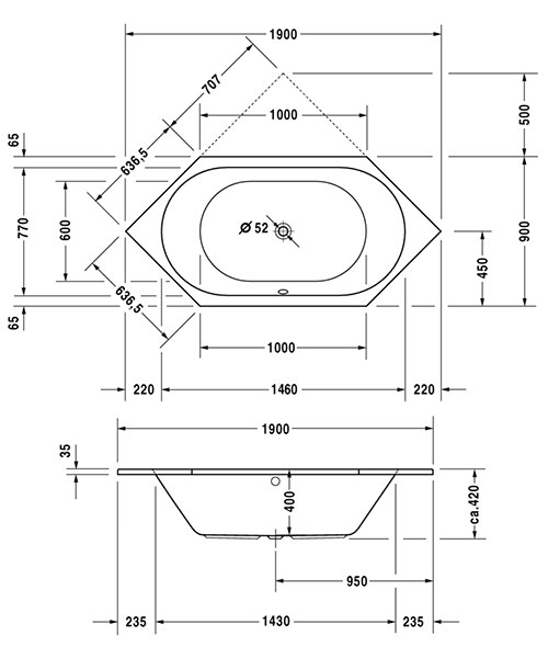 Technical drawing 53200 / 760138000JP1000