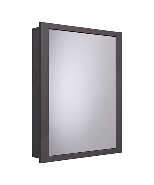 Additional image of Roper Rhodes Scheme 640mm Recessed Mirror Cabinet For Built-Out Walls