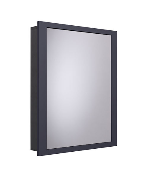 Alternate image of Roper Rhodes Scheme 640mm Recessed Mirror Cabinet For Built-Out Walls