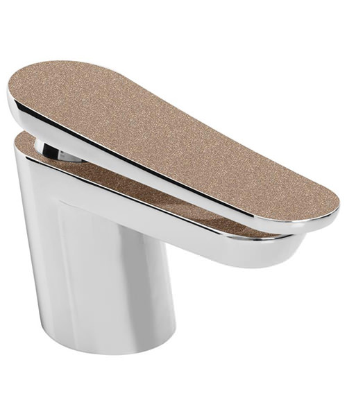 Bristan Metallix Claret 1 Hole Bath Filler Tap