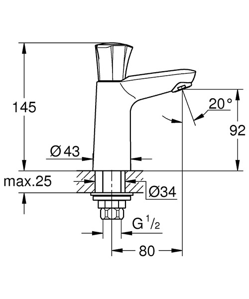 Technical drawing 54447 / 20186001