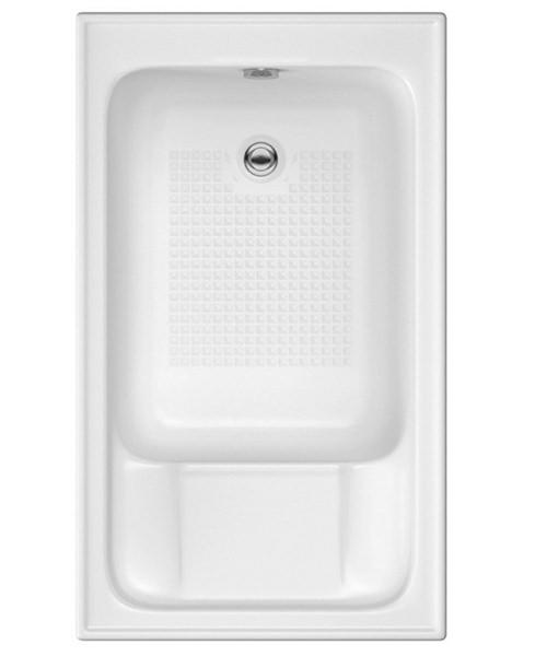 Trojan Kent White Single Ended Bath 1220 x 720mm - 0TH