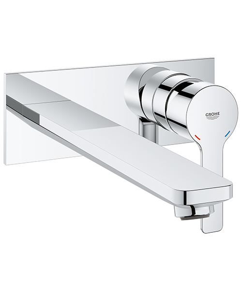 Grohe Lineare L Size 2 Hole Basin Mixer Tap