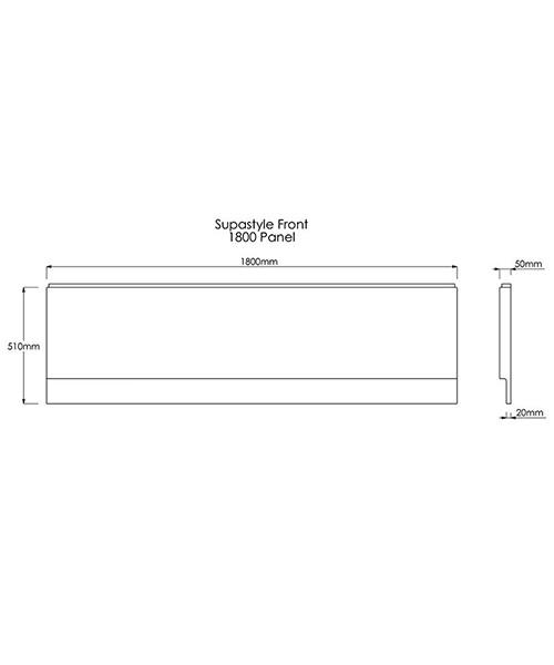 Technical drawing 8745 / B397