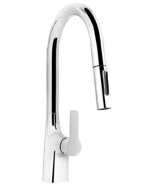 Bristan Gallery Pro Glide Professional Kitchen Sink Mixer Tap