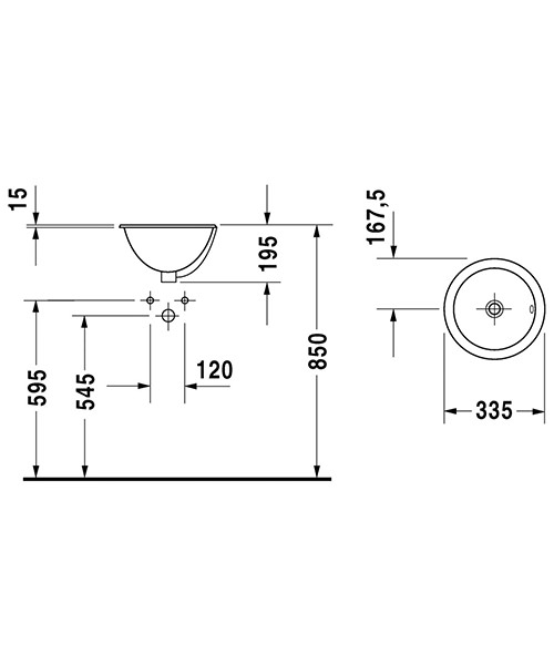 Technical drawing EX-D19342 / 0473340031