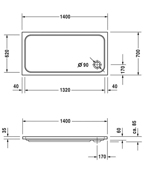 Technical drawing 27548 / 720095000000000