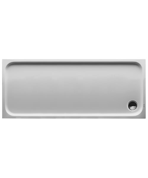 Duravit D-Code 1700 x 700mm Rectangle Shower Tray