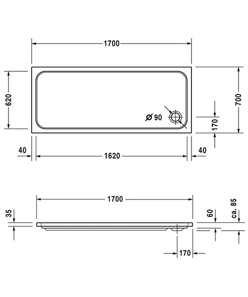 Technical drawing 27549 / 720096000000000