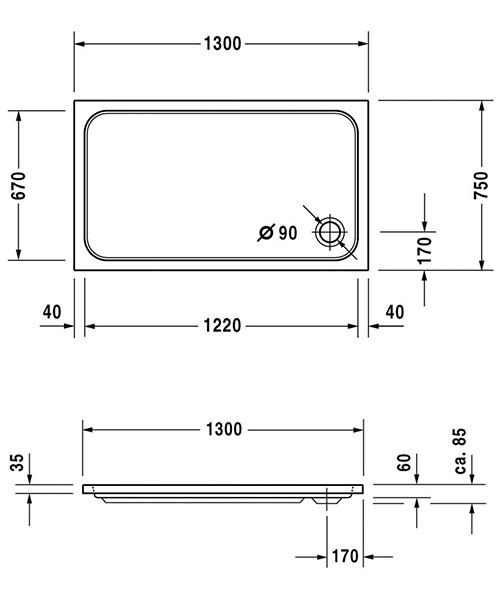Technical drawing 27551 / 720098000000000