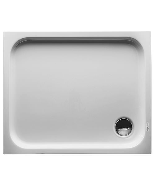 Duravit D-Code 900 x 750mm Rectangle Shower Tray