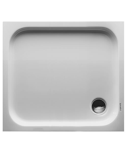 Duravit D-Code 900 x 800mm Rectangle Shower Tray