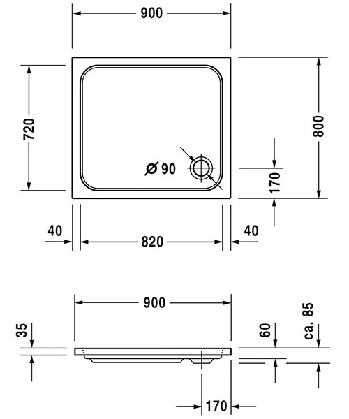 Technical drawing 27542 / 720105000000000