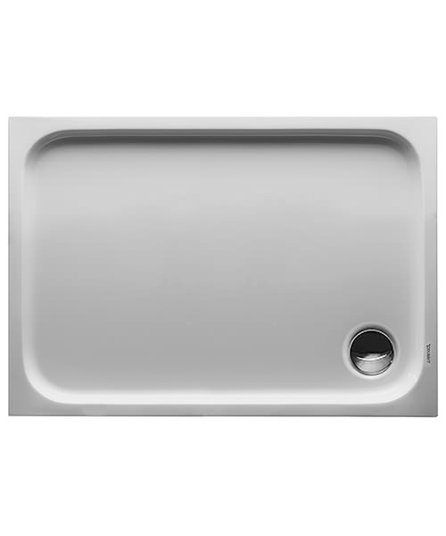 Duravit D-Code Shower Tray Rectangle 1000 x 700mm