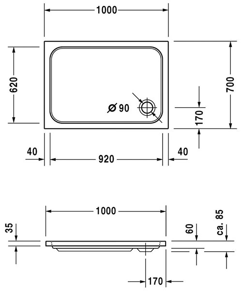 Technical drawing 27545 / 720093000000000