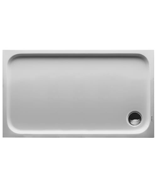 Duravit D-Code 1200 x 700mm Rectangle Shower Tray