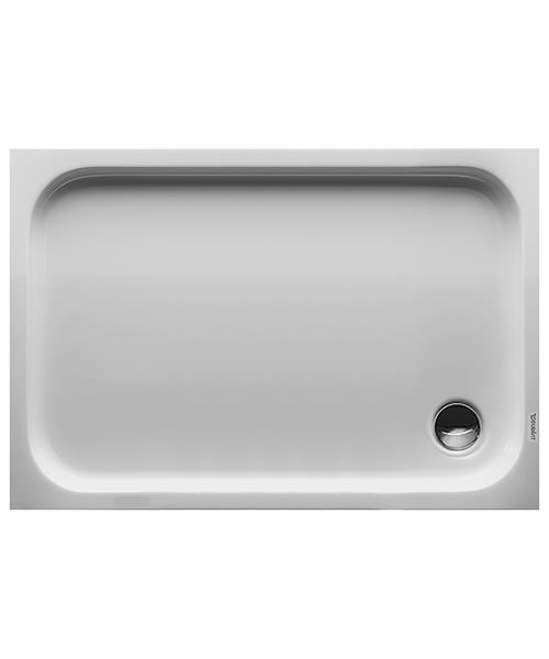 Duravit D-Code 1200 x 800mm Rectangle Shower Tray