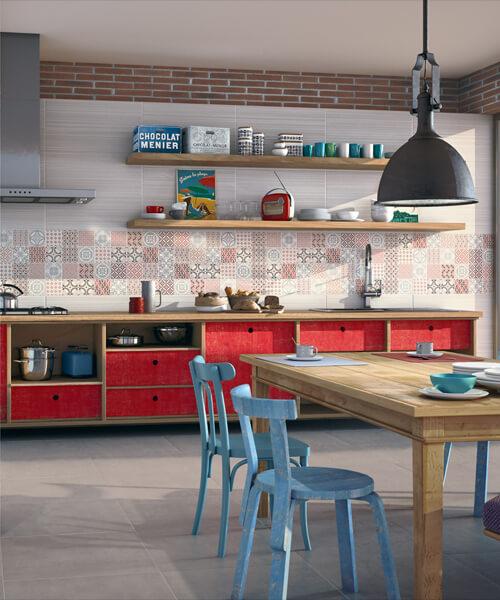 Dune Megalos Milano Cement 60 x 60cm Ceramic Floor Tiles