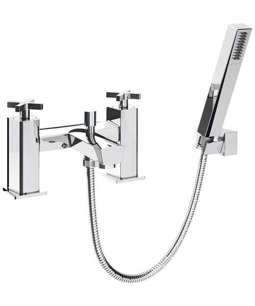 Bristan Casino Chrome Finish Bath Shower Mixer Tap