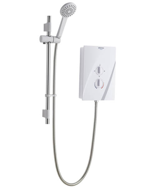 Bristan Cheer White Electric 8.5kW Shower