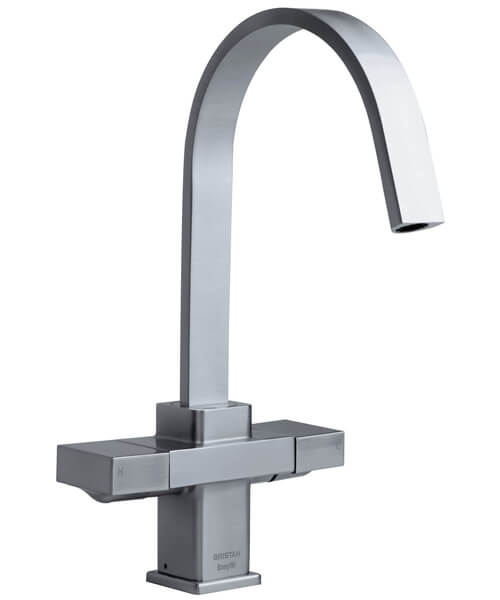 Additional image of Bristan Chocolate Kitchen Sink Mixer Tap With EasyFit Base