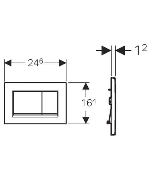 Technical drawing 53823 / 115.883.KJ.1