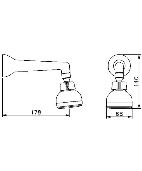 Technical drawing 12669 / A378