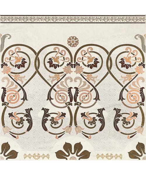 Alternate image of Dune Megalos Cremona Deco 60 x 60cm Ceramic Floor And Wall Tiles
