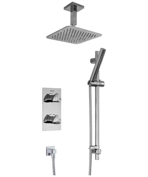 Bristan Bright Shower Pack With Fixed Head