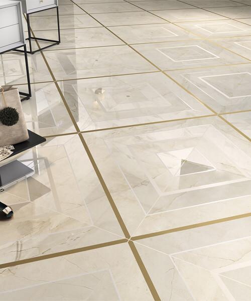 Dune Bella Crema 60 x 60cm Ceramic Floor Tile