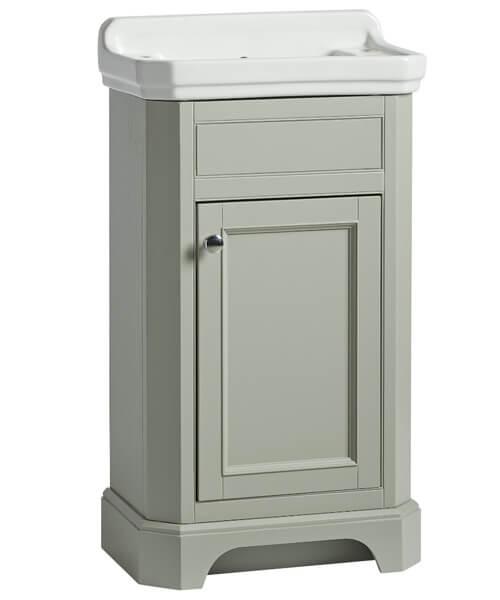 Additional image of Tavistock Vitoria Cloakroom Unit And Basin Floor Standing - W 500 x H 860mm
