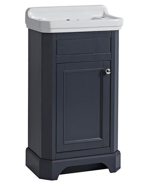 Alternate image of Tavistock Vitoria Cloakroom Unit And Basin Floor Standing - W 500 x H 860mm