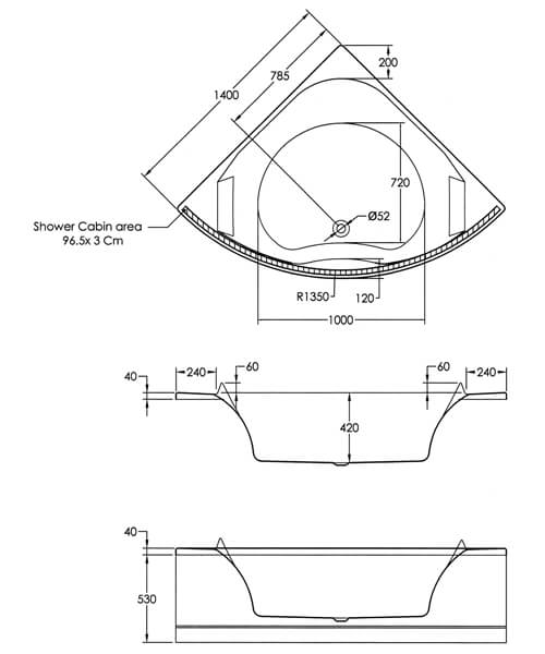 Technical drawing 59310 / SI25292101